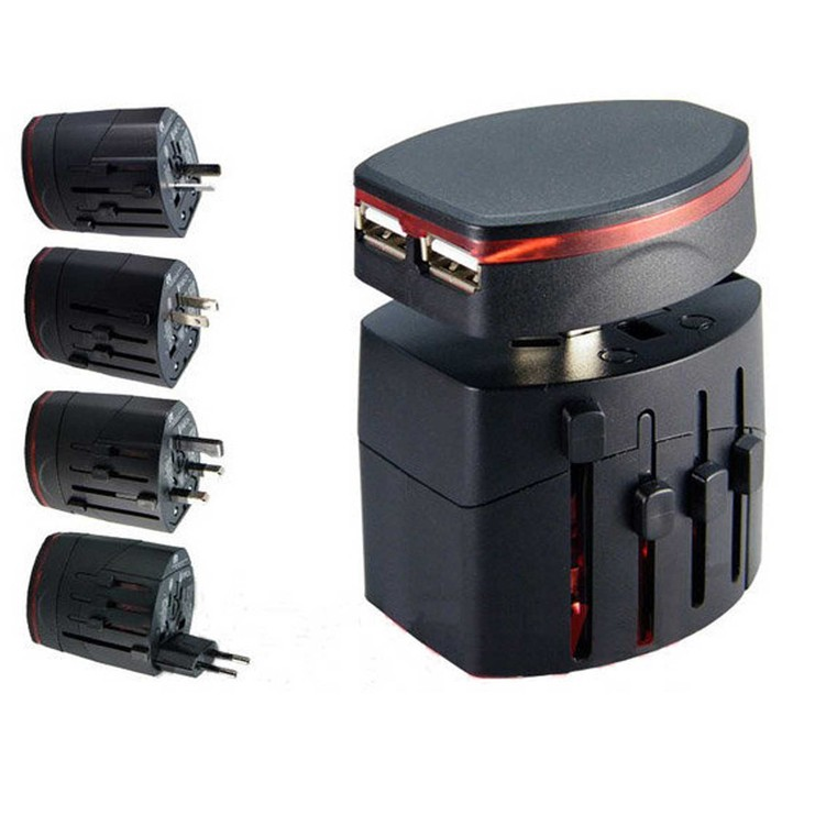 iBank(R)World Travel Adapter