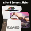 Disc & Document Mailer - 2 Color Disc & Document Mailer