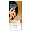 Carpal Tunnel Pocket Slider Chart/ Brochure