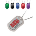 Dog Tag - Full Color Print