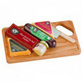 Cheese & Gourmet Snack Gift Board