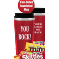 YOU ROCK! Candy Filled Tumbler - Red