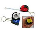 Mini Tape Measure w/ Key Chain