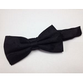 100% Silk Woven Pre-Tied and Banded Bow Tie