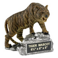Growling Tiger School Mascot Sculpture