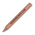 HEX Golf Pencil (no eraser)