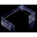 "Large Block Acrylic Specialty Base (2""x2""x6"")"