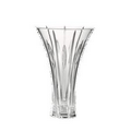 "Waterford Crystal Marquis Sheridan Flared 9"" Vase"