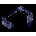 "Large Block Acrylic Specialty Base (1-1/2""x4""x4"")"