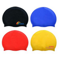Silicone Swim Cap For Adults