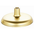 Gold Plastic Floor Stand 2 Lbs. Unweighted