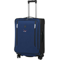 Victorinox Swiss Army Navy Blue WT 24 Dual Caster Expandable 8 Wheeled Upright
