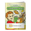 Coloring Book - Learning About Money: My Saving and Spending Plan