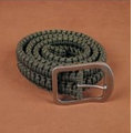 Paracord Survival Belt w/Buckle Small