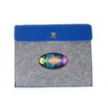 Felt Tablet Sleeve with Digital Transfer